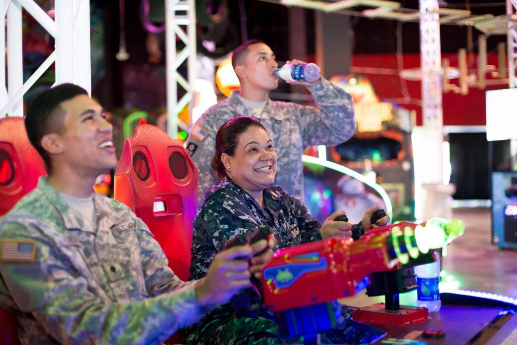 memorial day fun for military