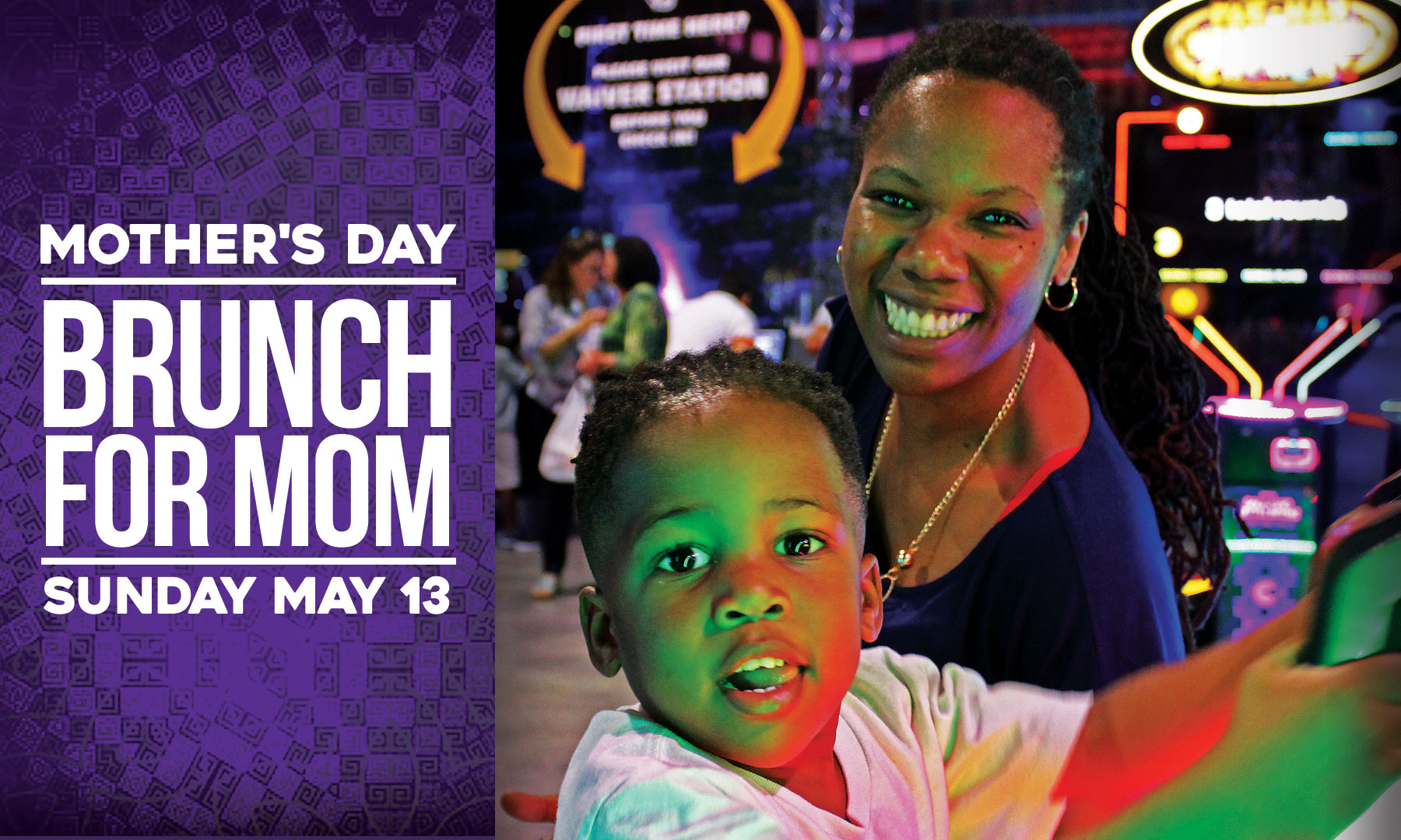 Mother's Day Brunch 2018 | Mom's eat FREE