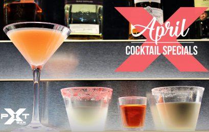 April Drink Specials at The Pit Bar