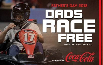 Dads Race Free on Father's Day 2018
