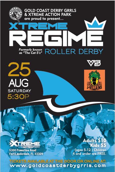 roller derby event