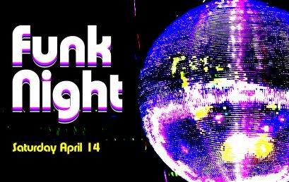 It's Funk Night at Xtreme