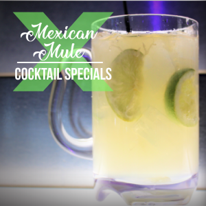 Mexican Mule drink special