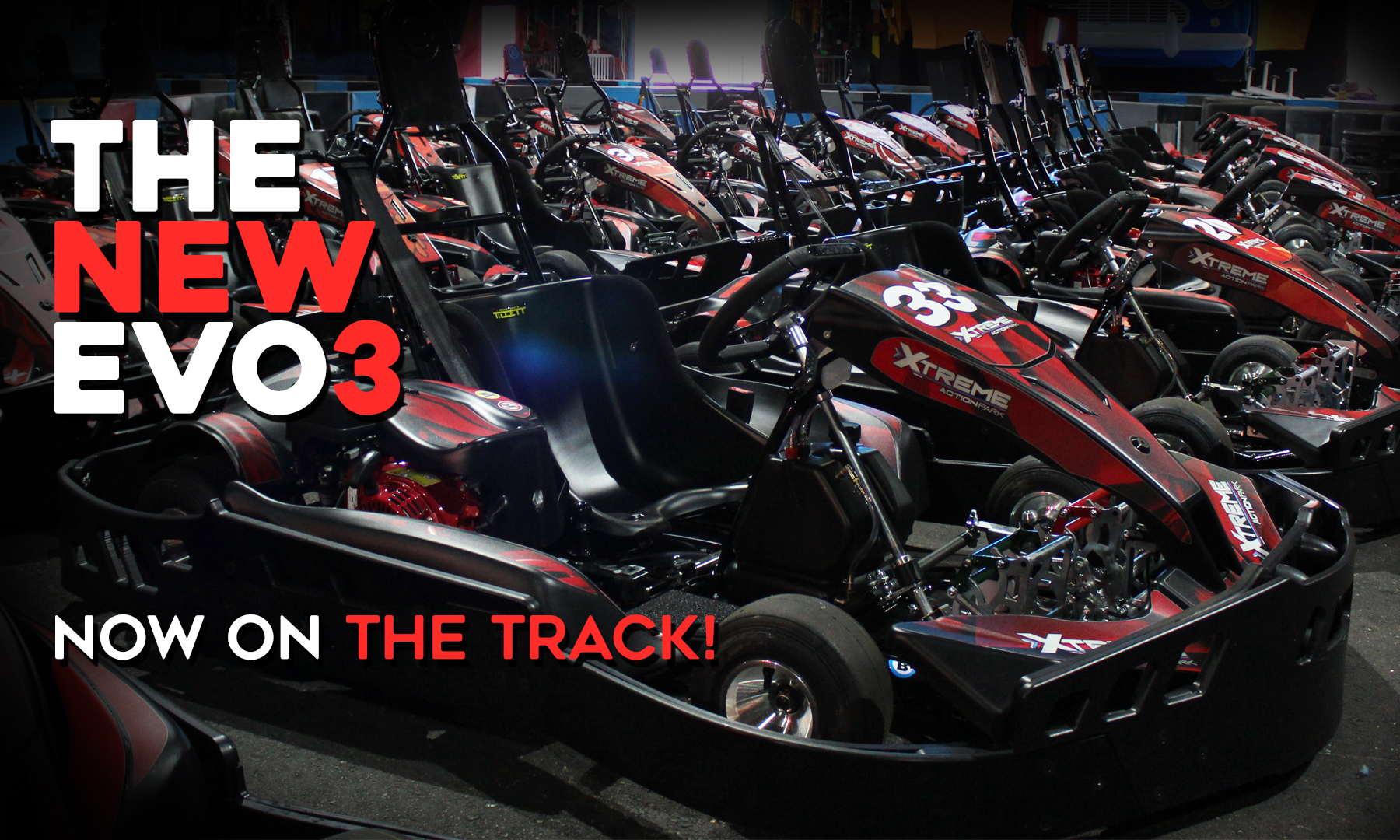 Our Track and Karts