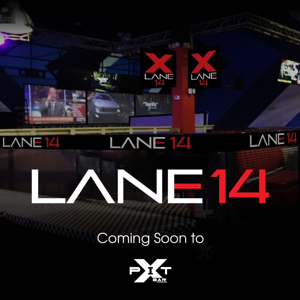 Lane 14 bar lounge