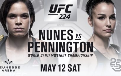 Watch UFC 224 at the Pit Bar