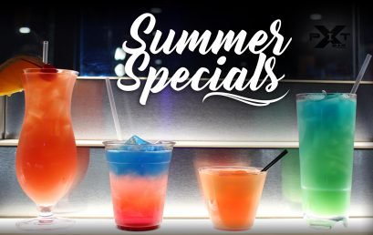 Summer Drink Specials at The Pit Bar