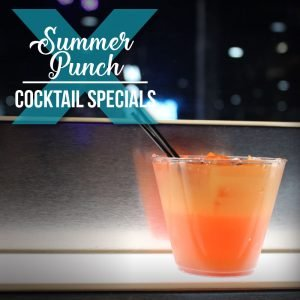 Summer Punch Cocktail