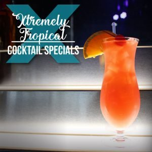 Xtremely Tropical Cocktail
