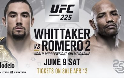 Watch UFC 225 at the Pit Bar