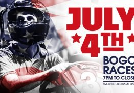 4th of July BOGO Go-Kart Racing