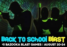 Back to School Blast Special