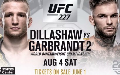 Watch UFC 227 at the Pit Bar