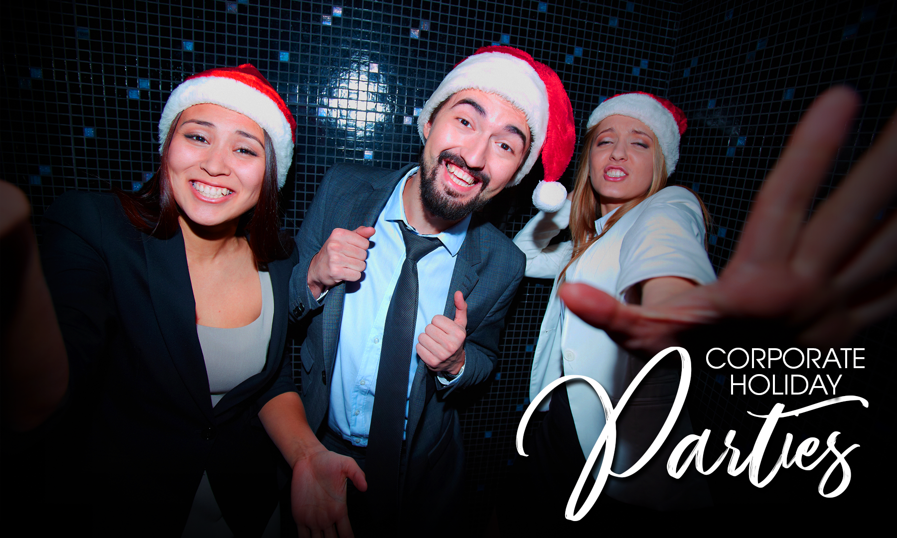 Holiday Party, Planning & Events