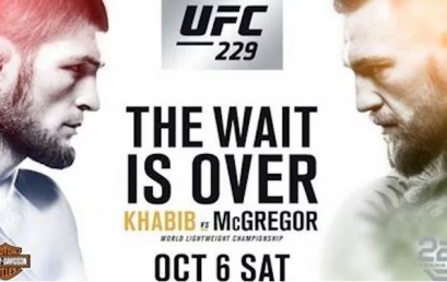 Watch UFC 229 at the Pit Bar
