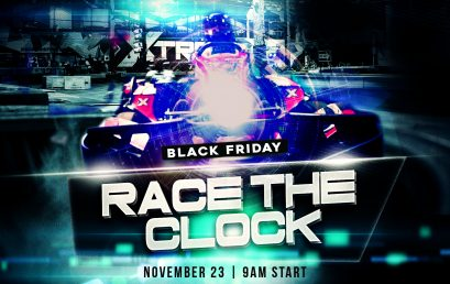 Race the Clock – Black Friday Special