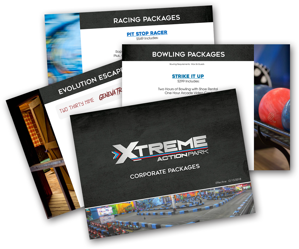 Racing Packages