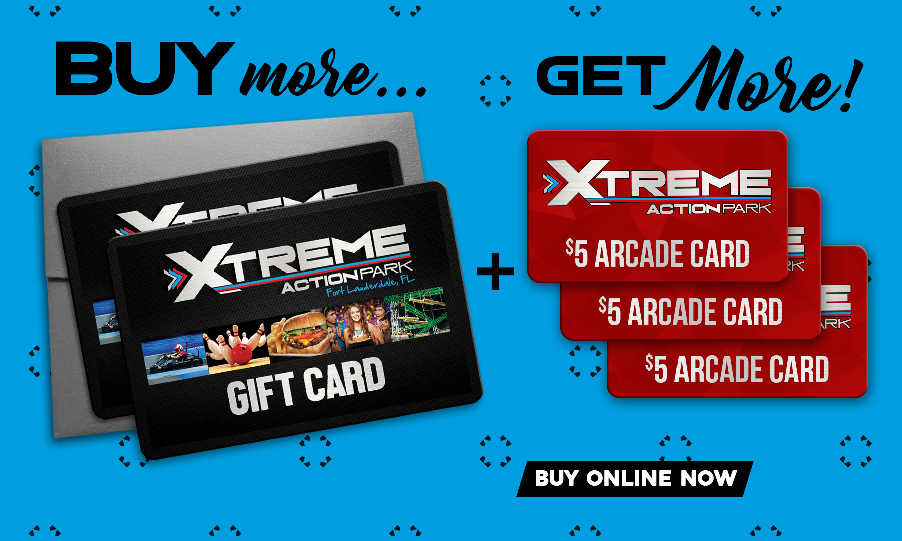 Gift Card Sale 2019 Xtreme Action Park Corporate Family Fun In