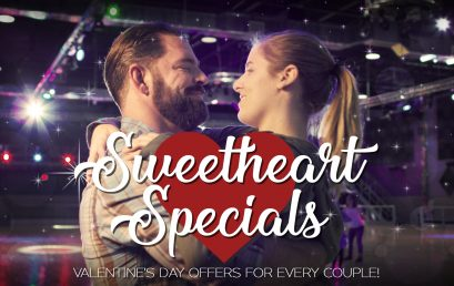 Sweetheart Specials for Every Couple on Valentine's Day