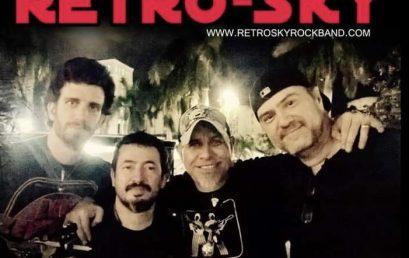Live Band – Retro-Sky
