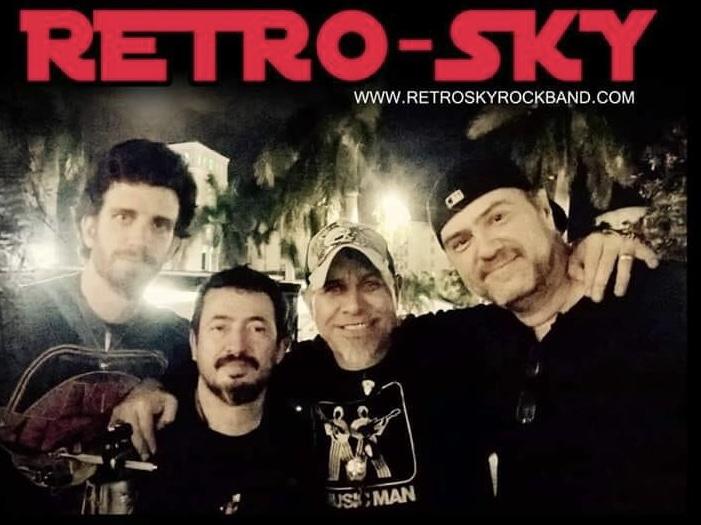Live Band - Retro-Sky