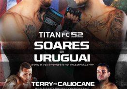 LIVE Titan FC 52 MMA Fight