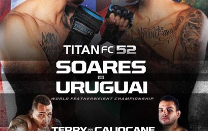 LIVE Titan FC 52 MMA Fight