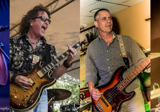 Live Band – Furious George