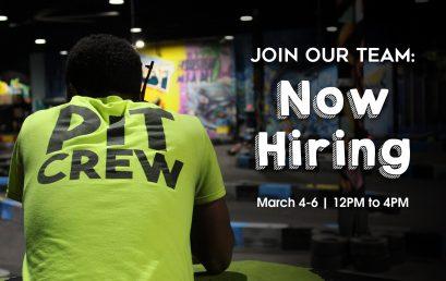 Xtreme Job Fair!