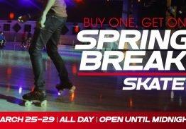 Spring Break Skate 2019