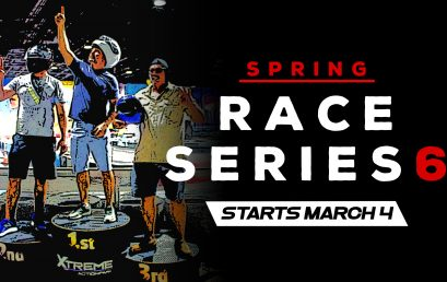 Spring Race Series 6  – Track CLOSED to public @9pm