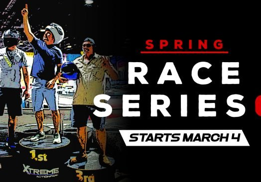 Spring Race Series 6  – CANCELED