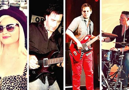 Live Band – The Silent Shout