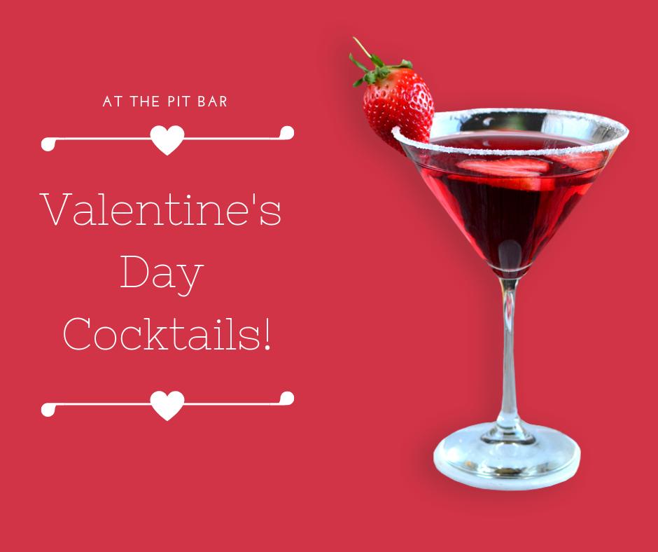 Valentine's Day Cocktails!