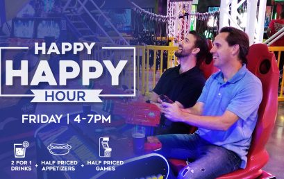 Ditch Fridays | Happy! Happy! Hour