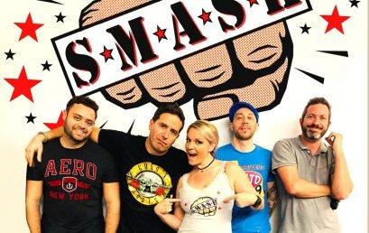 Live Band – Smash Band
