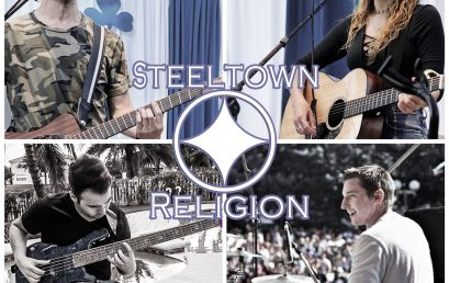 Live Band – Steeltown Religion