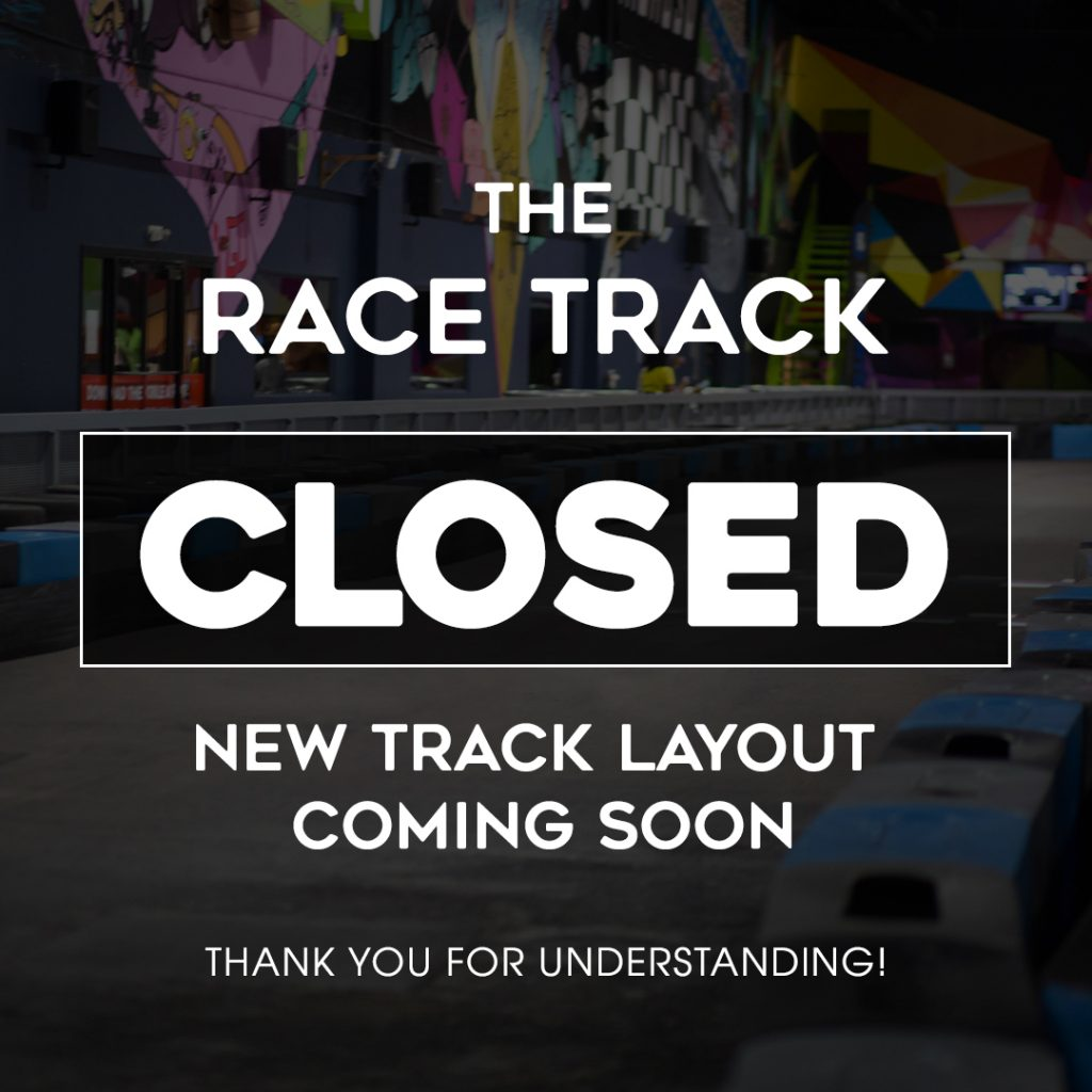 new track layout coming soon