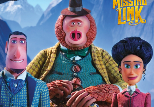 Missing Link Movie – Free Giveaways