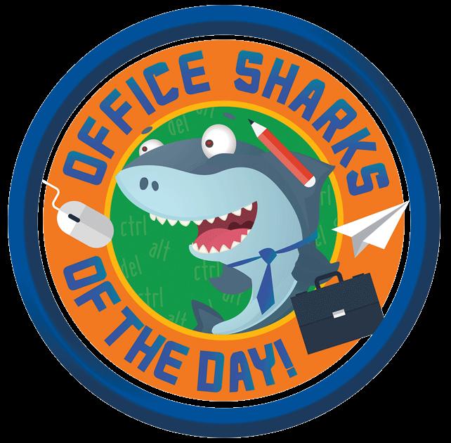 Shark FM office shark of the day