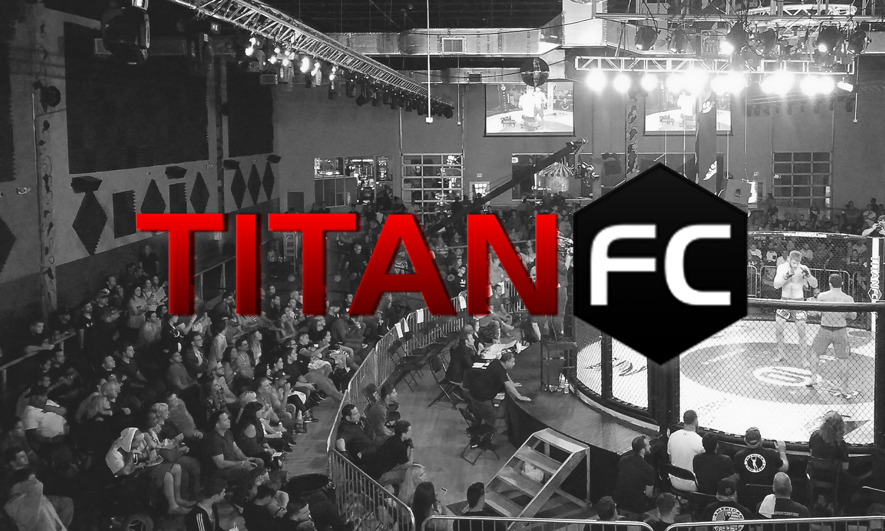LIVE MMA Titan Fighting Championship at Xtreme Action Park
