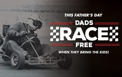 Dads Race FREE on Father's Day
