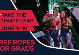 Calling All Grads – Take the Ultimate Leap!