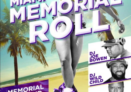 Miami Memorial Roll Skate Party