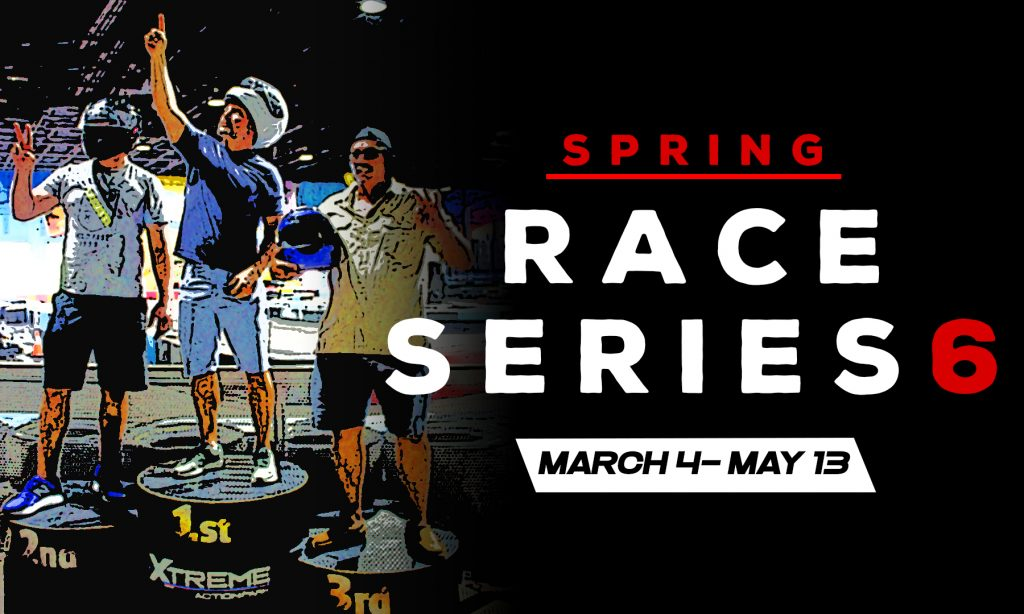 Race Series 6 cover image - spring 2019