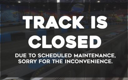 Track CLOSED Today