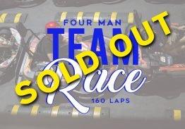 Fantastic 4 Year Anniversary Race