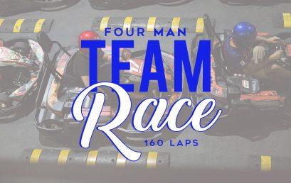 4 Man Team Race
