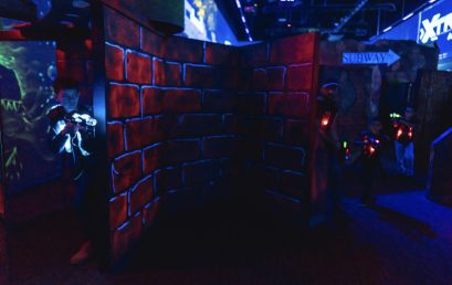 Laser Tag Now Open!