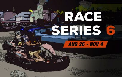Fall Race Series 6  – Track CLOSED to public @9pm